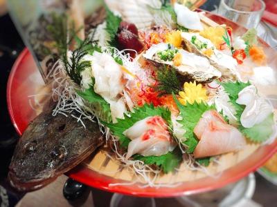 俺の魚を食ってみろ!! 渋谷店の画像01